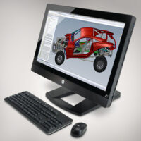 """The HP Z1… First 27"""" All-In-One Workstation"""