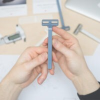 Less is More: The Story Behind a Modern Redesign of the Classic Shaving Razor