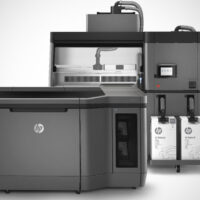 HP Unveils the World's First Production-Ready 3D Printing System with Multi Jet Fusion Technology